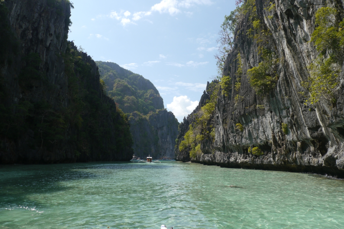 Solo but not alone in ElNido